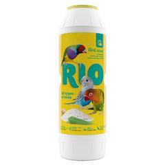 Гигиенический песок для птиц с экстрактом эвкалипта и ракушечником RIO