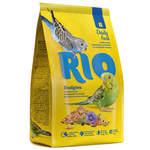 Корм для волнистых попугайчиков. Основной рацион. RIO.