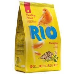 RIO. Корм для канареек. Рацион в период линьки