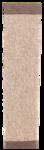 Когтеточка ковровая настенная. Ширина 10 см.