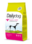 DailyDog для взрослых собак средних пород с ягненком и рисом