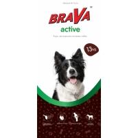 Корм для собак BRAVA актив