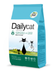 DailyCat KITTEN для котят с курицей и рисом