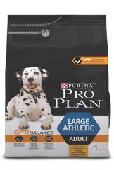 PRO PLAN OPTIBALANCE для взрослых собак крупных пород атлетического телосложения С КУРИЦЕЙ