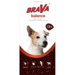 Корм для собак BRAVA баланс