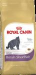 Корм для взрослых британских короткошерстных кошек/ ROYAL CANIN BRITISH SHORTHAIR