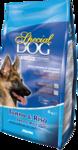 Monge Special Dog корм для собак с чувствительным кожей и пищеварением Тунец и рис