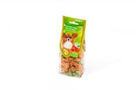Лакомство TITBIT Бисквитные косточки с морковью и кабачком