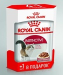 Royal Canin Инстинктив в Желе 4+1