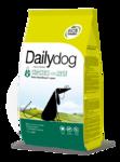 Dailydog SENIOR для пожилых собак мелких пород с курицей и рисом