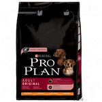 Сухой корм для взрослых собак/ Курица с рисом. PRO PLAN® Adult Original