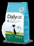 DailyCat Hairball для выведения комочков шерсти с курицей и рисом