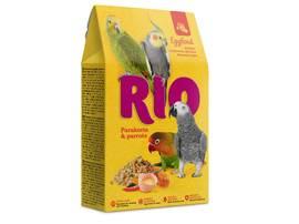 RIO Яичный корм для средних и крупных попугаев