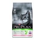 Сухой корм для взрослых стерилизованных кошек с лососем PRO PLAN® Sterilised