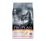 Сухой корм для взрослых кошек с лососем PRO PLAN® Derma Plus