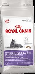 Корм для стерилизованных кошек старше 7 лет ROYAL CANIN STERILISED 7+