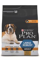PRO PLAN OPTIBALANCE для взрослых собак крупных пород мощного телосложения (с курицей)