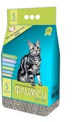 Минеральный наполнитель ФЛИМСИ для короткошерстных кошек