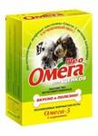 Витамины для щенков Омега NEO