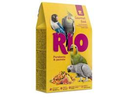RIO Гурмэ корм для средних и крупных попугаев