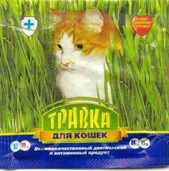"""Травка для кошек """"Ветзащита"""" 20 гр."""