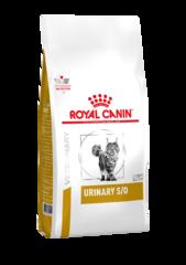 Корм для кошек при заболеваниях дистального отдела мочевыделительной системы/ Royal Canin URINARY S/O