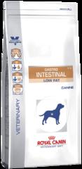 Корм для собак при нарушении пищеварения / ROYAL CANIN GASTRO INTESTINAL LOW FAT LF22