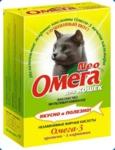 Витамины для кошек Омега NEO (протеин, карнитином)