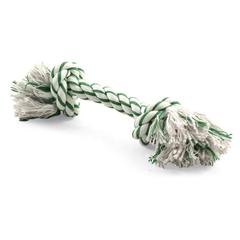 Игрушка для собак, веревка с ментолом, 2 узла