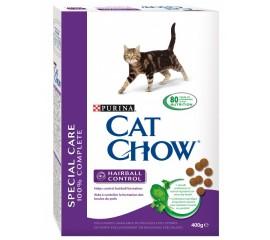Cat Chow Special Care Hairball профилактика шерстяных комочков в желудке