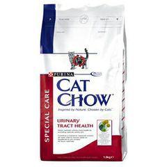 Cat Chow Special Care Urinary сухой корм для кошек с профилактикой мочекаменной болезни