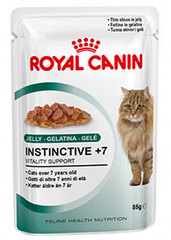 Royal Canin Инстинктив +7 в желе 0,085 кг