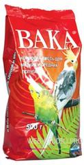 Корм для мелких и средних попугаев (ВАКА пакет)